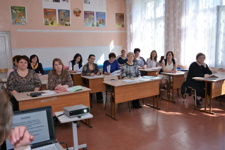 Городской семинар учителей начальных классов «Формы организации взаимодействия учащихся в учебной деятельности»